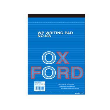 KOKUYO /国誉A4 70页拍纸本WCN-A4-128 拍纸本 竖翻页笔记本 横线作业本 A4大尺寸