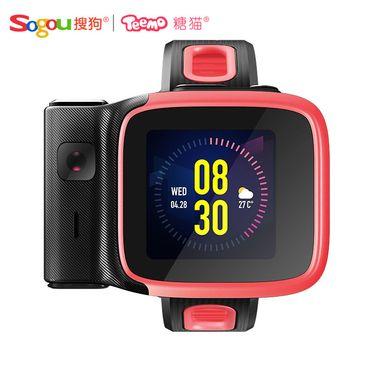 Sogou/搜狗 糖猫  hero 4G双摄旗舰版儿童智能电话手表