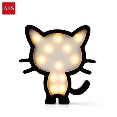 ABS爱彼此 Meroy萌系卡通LED装饰灯