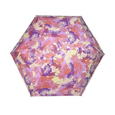玛丽亚古琦 UPF50+防晒伞 早安小鸟 防紫外线彩胶折叠遮阳伞 晴雨伞 女士 MARJA KURKI 9X2551