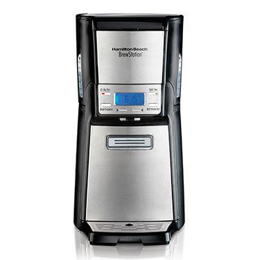 汉美驰 Hamilton Beach 48465-CN 家用/办公滴漏式咖啡壶/咖啡机 智能预约功能