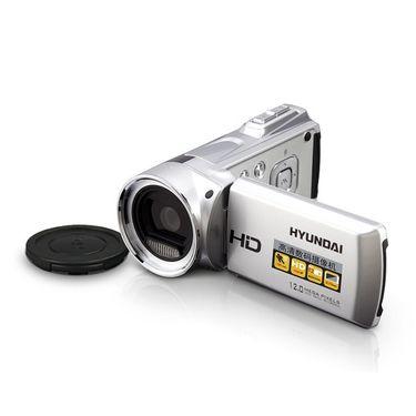 HYUNDAI 韩国现代   家用4倍变焦高清数码摄像机 记录家人欢乐时光录像机 HDV-Z62