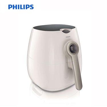 飞利浦 PHILIPS 健康无油空气炸锅HD9220/50 电炸锅薯条机 白灰色