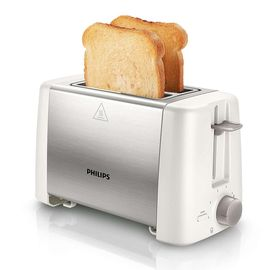 Philips/飞利浦 HD4825/02多士炉烤面包机家用不锈钢土司机早餐机