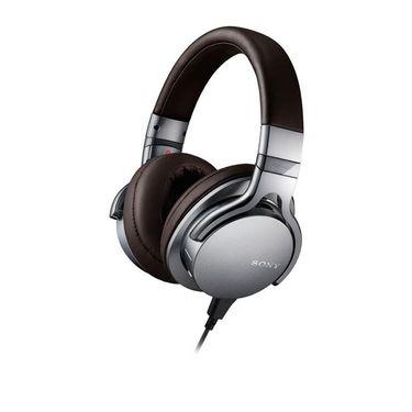 索尼(SONY)MDR-1ADAC/SMCN 令人惊艳的声效 来自内置数字放大器的耳机 银色