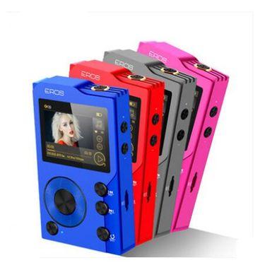 爱国者 EROS K发烧HIFI无损音乐播放器DSD蓝牙车载MP3播放器(送32GTF卡)