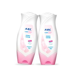 ABC 温和型卫生护理液200ml*2瓶 深层清洁有效抑菌