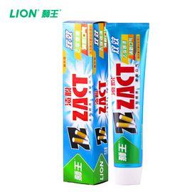 狮王 LION狮王  ZACT渍脱双效牙膏-亮白护龈去烟渍去垢90g