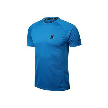 卡尔美 KELME 运动速干T恤跑步健身短袖男透气吸湿排汗圆领速干衣 K15F230-2  奇欢