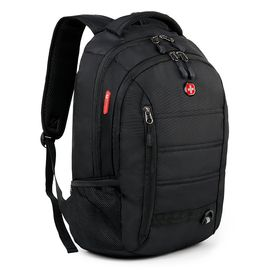 SWISSGEAR瑞士军刀  商务尼龙15.6寸电脑包 户外旅行背包 时尚多功能双肩包  SA-9908