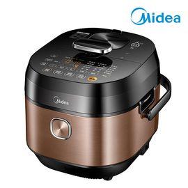 美的 压力锅 电压力锅5L 家用IH高速变压浓香高压锅饭煲 PHT5085PG 金色