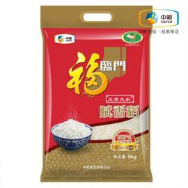 福临门 五常香米赋香稻 东北大米 五常产区 自然稻香 香软油润 长粒米 (袋装 5kg)