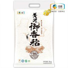 福临门 黄河御香稻 宁夏限定产区精选原粮大米粳米 口感香软可口 5kg