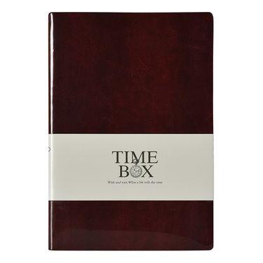 TIMEBOX 时尚开薄贴面32K笔记本