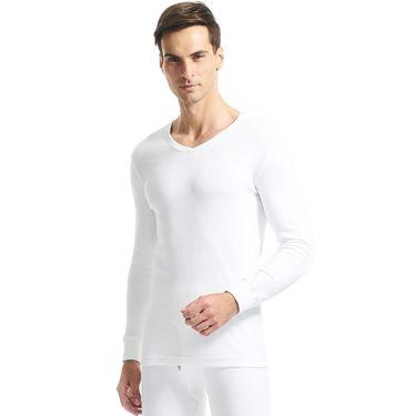 三枪 舒肤厚棉长袖男女内衣套装 V领 圆领 保暖内衣套件