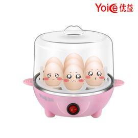 优益 Yoice/优益多功能煮蛋器家用电器蒸蛋器单层标配