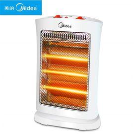 美的 速热无辐射暖风机省电小太阳烤火器