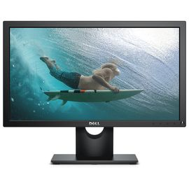 DELL /戴尔 SE2018HR 19.5英寸 显示器 家用 电脑显示屏 支持壁挂 VGA连接功能 可倾斜