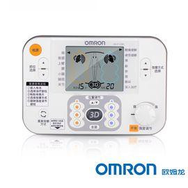 欧姆龙 低频治疗仪理疗器HV-F1200 3D按摩肩周炎腰肌劳损家用正品