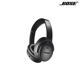 Bose QuietComfort 35 II主动降噪 耳罩式蓝牙耳机 无线耳机 黑色
