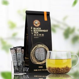 中粮 虎标黑苦荞茶350g