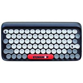 LOFREE 洛斐 DOT圆点蓝牙机械键盘  iPad平板苹果青轴键盘 熊本熊(限量版)