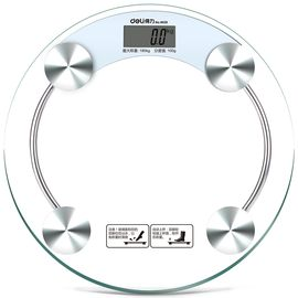 得力 电子健康体重秤 9028