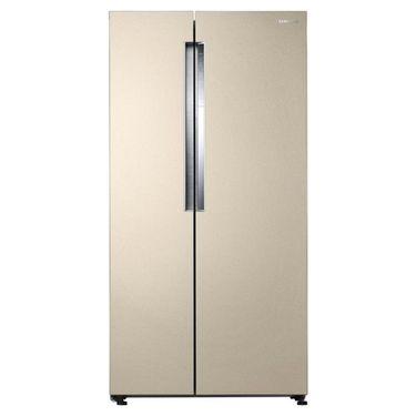 三星 Samsung 鲜享空间系列638L  双开门冰箱 RS62K6000SK/SC 金色