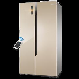 海信 Hisense BCD-629WTVBP/Q对开门双开门式大电冰箱家用风冷