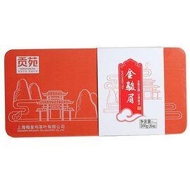 中粮 贡苑 金骏眉红茶 200g/罐