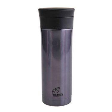 膳魔师 保温保冷杯真空泡茶杯带茶漏滤网不锈钢户外运动水杯 CMK-501 BKP 藏青色