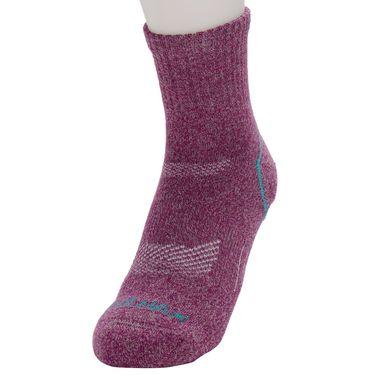 伯希和 户外登山徒步袜子 男女跑步运动袜排汗防滑耐磨速干袜