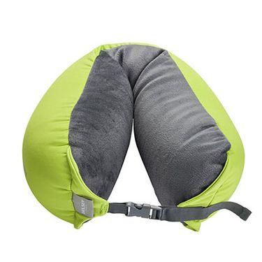 DELSEY 法国大使牌两用U型舒适人体力学 旅行头枕 颈枕 午睡飞机枕0039402