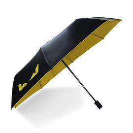 ANCHOW 安巢 夜思折叠雨伞 晴雨伞 黑色遮阳伞 黑胶防晒伞