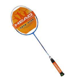 HEAD海德正品全碳素纤维纳米钛羽毛球拍 P37新品