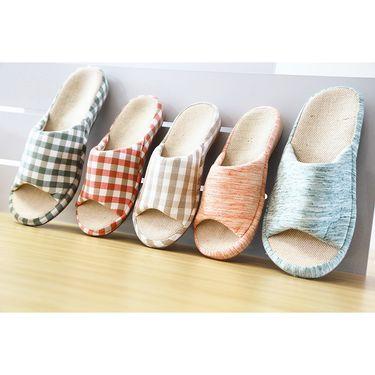 馨乐屋 日式清新春夏拖鞋   颜色随机 鞋码可选
