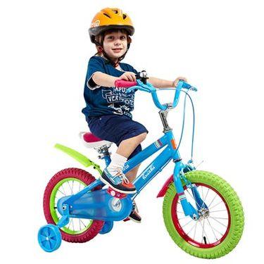 荟智 彩车16寸18寸儿童自行车