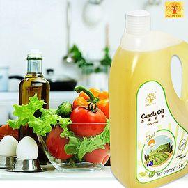 黄金树 芥花籽油3000ml  原料进口 物理压榨 非转基因食用油