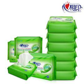 心相印 -洁肤柔湿巾6包便携独立包清洁卫生健康湿纸巾