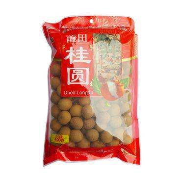 豪雄 莆田桂圆400gx2袋