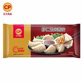 CP 正大食品 虾仁玉米蒸饺400g/袋  微波即食早餐饺子