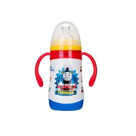 托马斯 &朋友 Thomas 全阶段训练保温水壶 一壶三用吸管鸭嘴奶嘴300ML 全积分兑换 奶壶奶瓶儿童保温水杯 新年特价