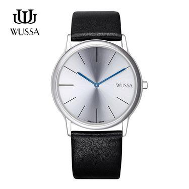 舞时(WUSSA) WUSSA舞时手表  石英男表 商务  运动