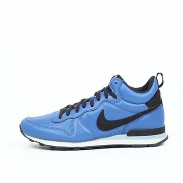 NIKE耐克  男士篮球鞋 Internationalist皮革鞋696424-400