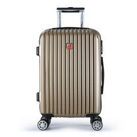 SWISSGEAR 瑞士军刀 轻便耐磨旅行箱 静音万向轮摩登都市系列时尚28英寸拉杆箱 送儿童双肩背包 SA-1601