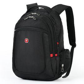 SWISSGEAR  双肩包 男女笔记本电脑包 减负透气书包背包 多功能商务旅行包 SA-007