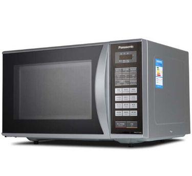 Panasonic 松下 NN-GT353M 家用转盘式微波炉  23L 5档火力 自动再加热 组合烧烤  快速解冻