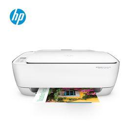 HP惠普 3636 惠省彩色喷墨打印复印扫描一体机无线WIFI打印机 QQ物联 2年全国联保