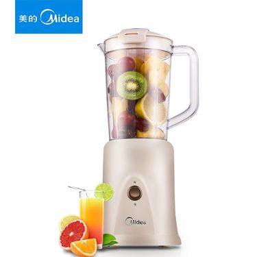 Midea/美的 WBL2501B榨汁机家用多功能料理机全自动果汁搅拌机