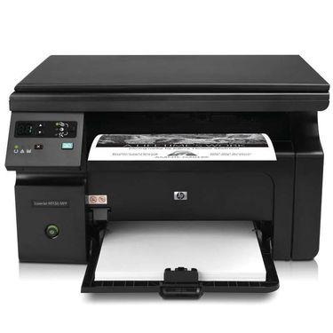 HP/惠普 LaserJet Pro M1136 黑白激光 多功能 一体机  打印 复印 扫描 高效3合1 打印机 现货速发